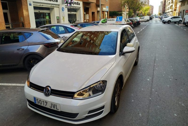 Tres mil castellonenses en lista de espera de 5 meses para sacar el carné de conducir