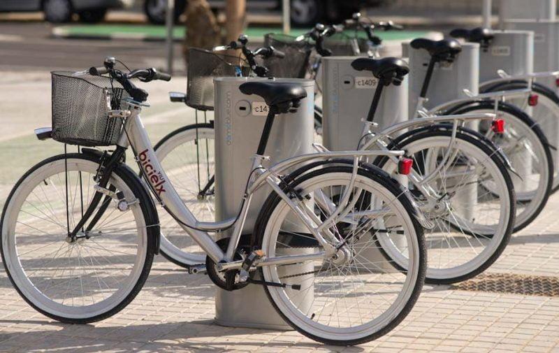 Elche comienzan las obras para cerrar el anillo ciclista del casco urbano este lunes