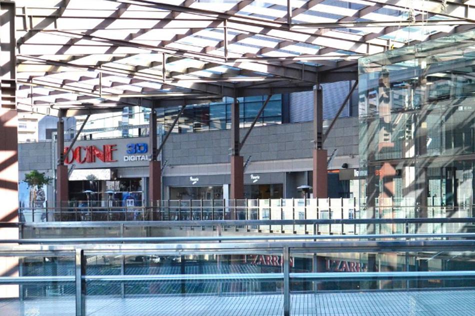 Imagen destacada El centro comercial Aqua recupera desde este jueves sus salas de cine