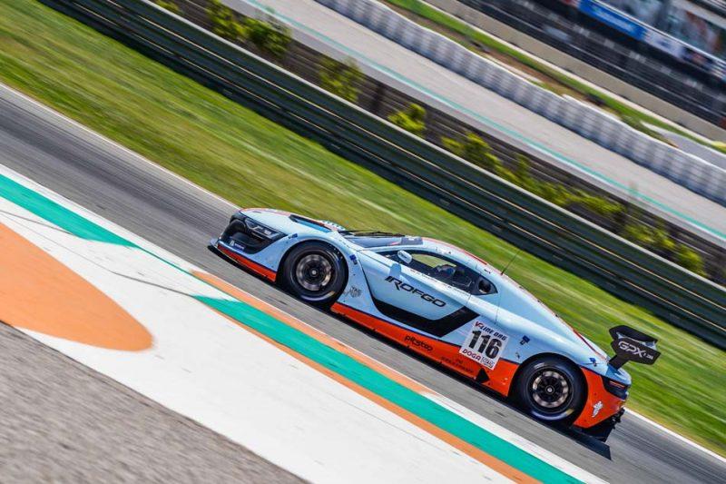 Las carreras vuelven este fin de semana al Circuit Ricardo Tormo a puerta cerrada