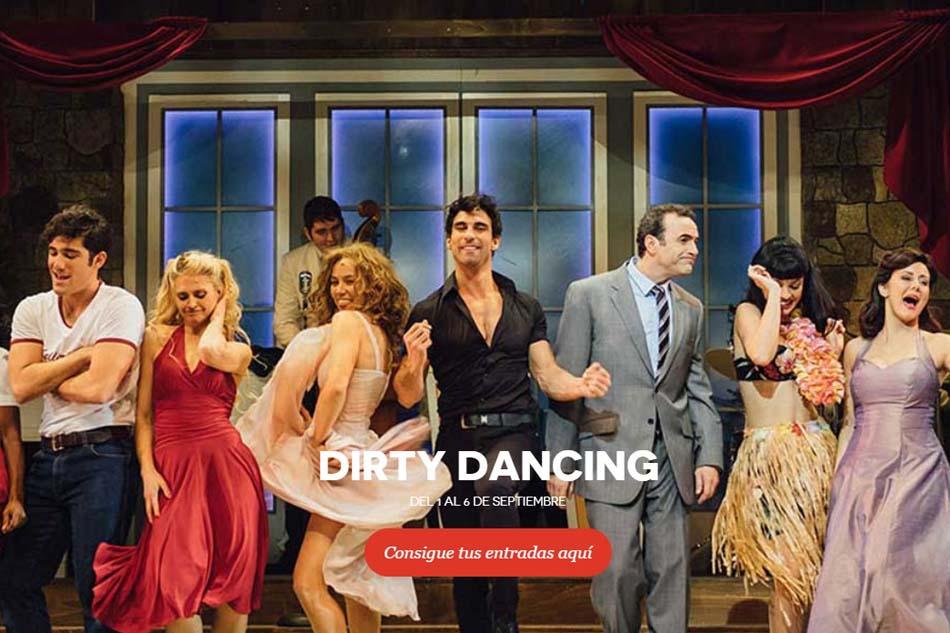 Imagen destacada El musical de 'Dirty Dancing' vuelve en septiembre al Teatro Olympia