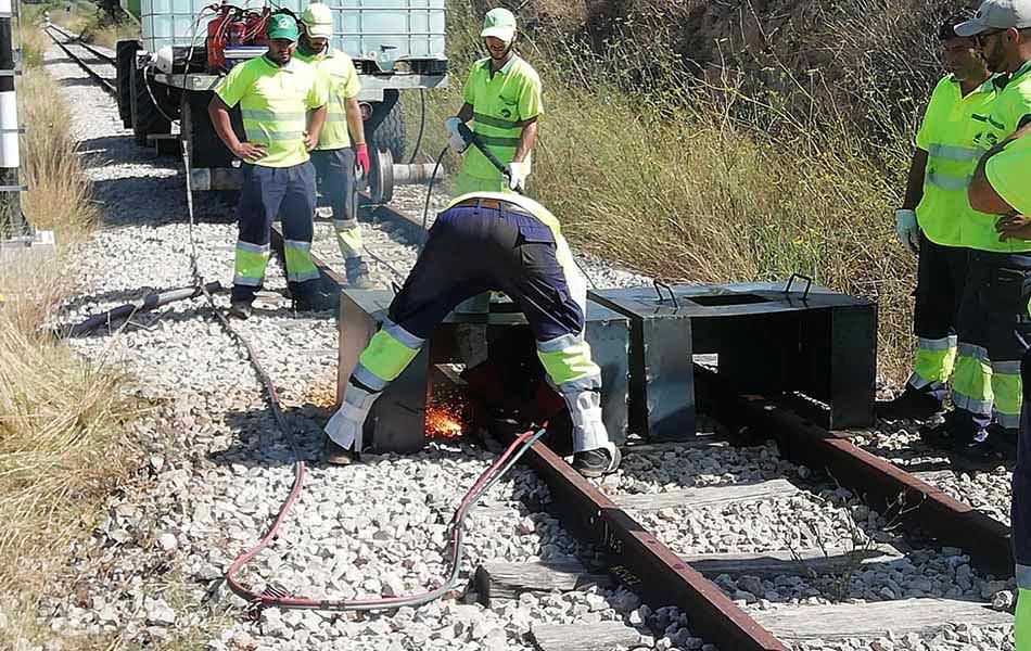 Imagen destacada La Generalitat inicia las obras de renovación entre Teulada y Gata de Gorgos de la Línea 9