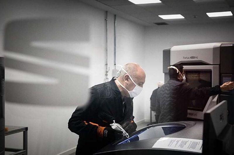 Seat construye un nuevo edificio para unificar procesos previos a fabricación