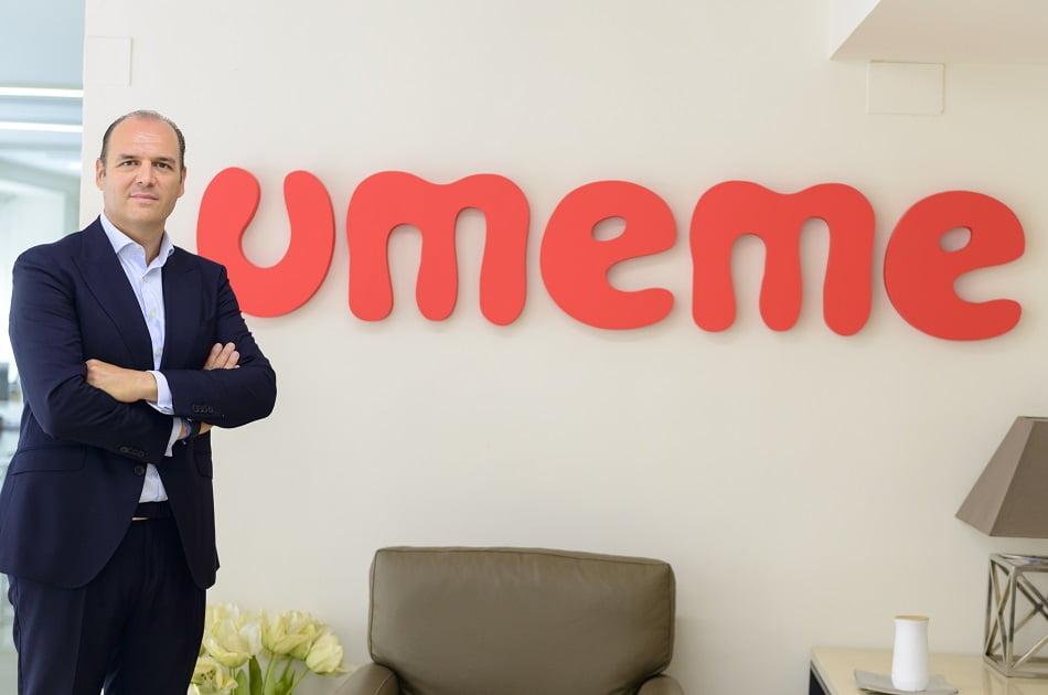 Roberto Giner, director general de Umeme.