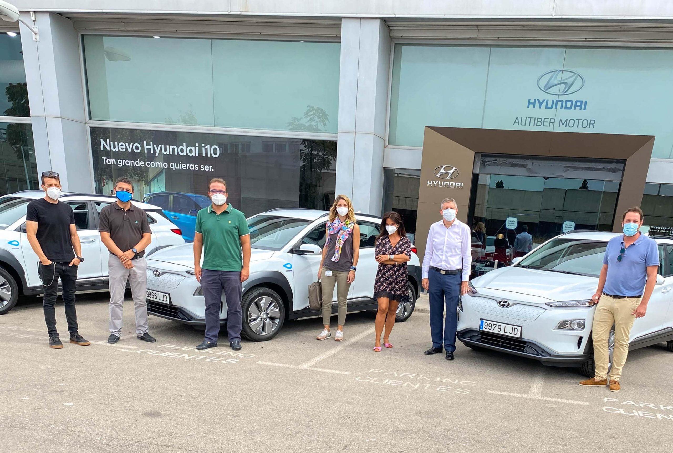 Global Omnium incorpora vehículos ecológicos a su flota de turismos