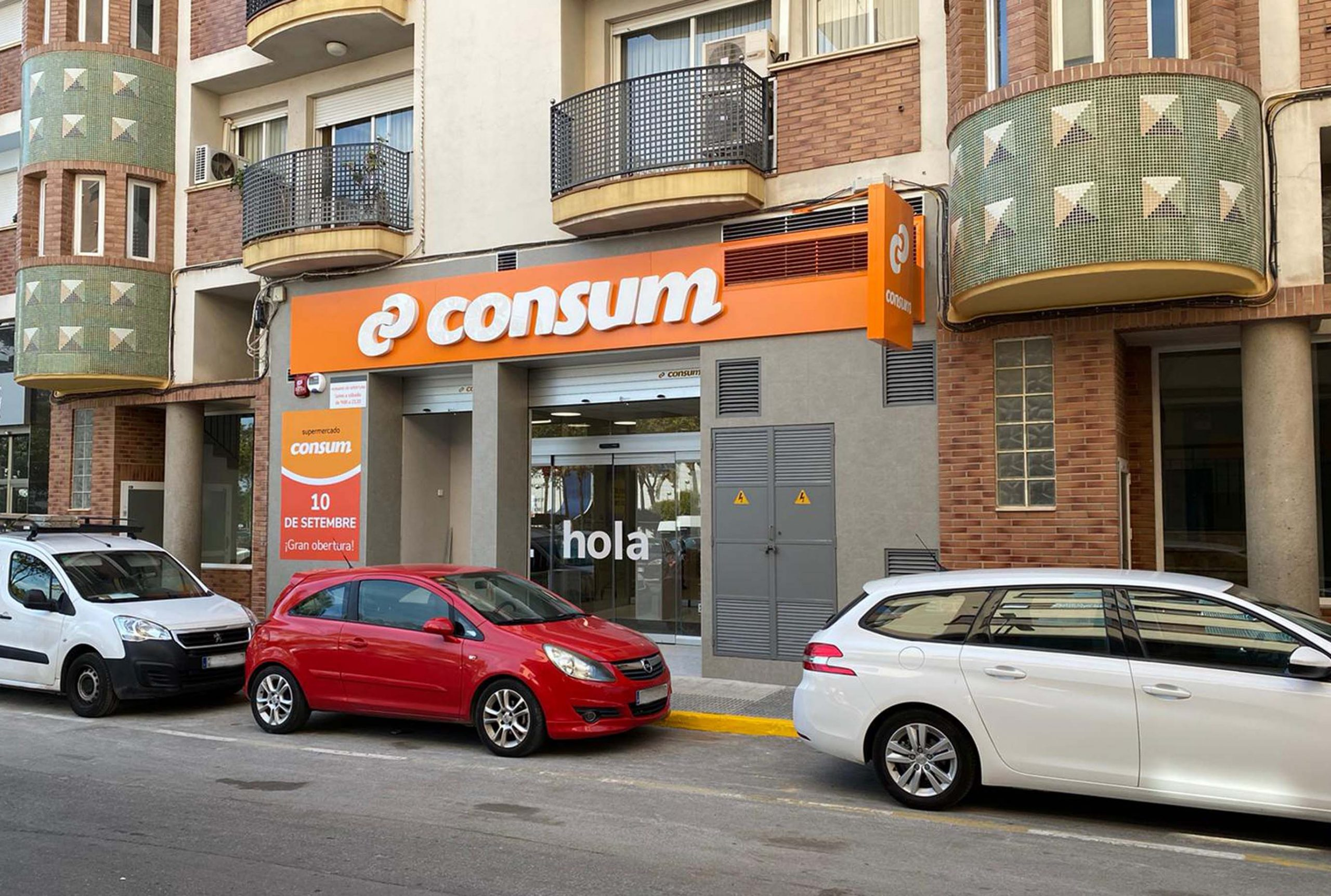 Consum llega a Onda con su cuarto supermercado del año y 51 empleos estables