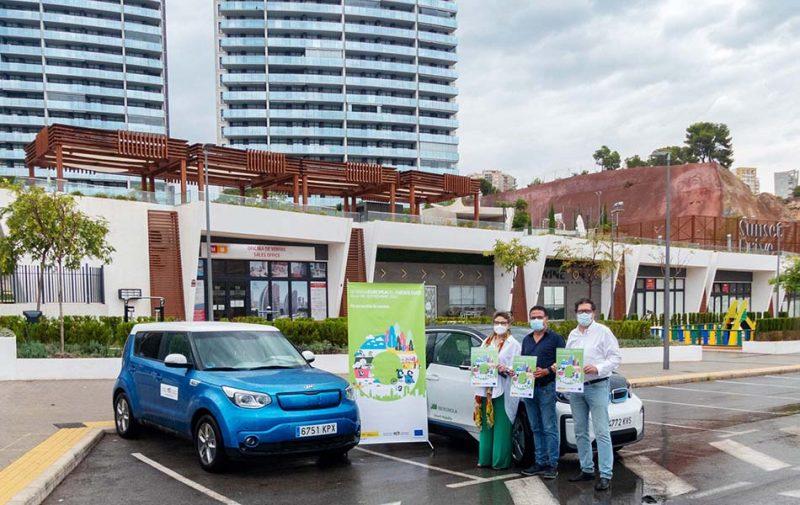 Todos los vehículos municipales serán ecológicos en Benidorm antes de 2023