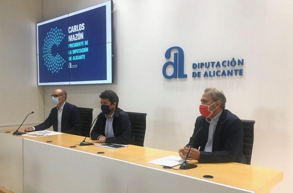 Imagen destacada Diputación de Alicante crea una estrategia digital para la provincia vía 'Cenid'