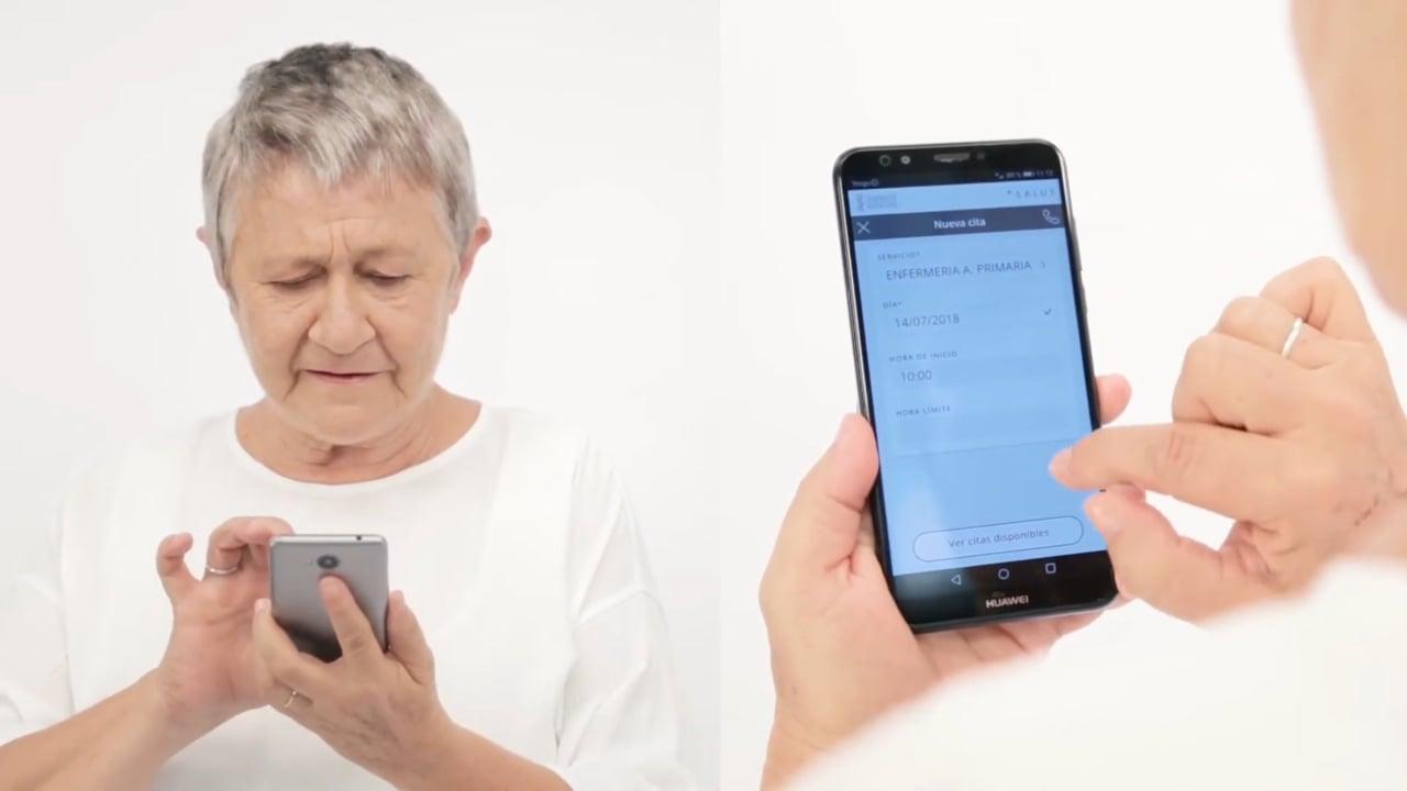 Cita con tu médico a través de la 'app' GVA+Salut