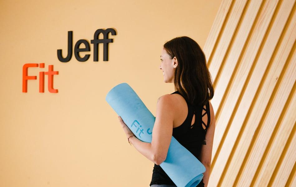 Imagen destacada Fit Jeff inaugura en València su primer centro fitness del mundo