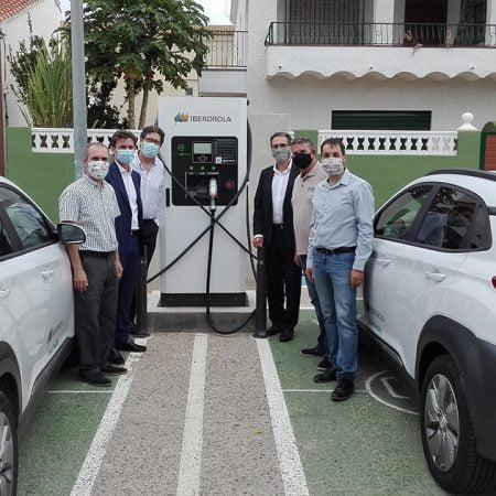 vehículos eléctricos en Ondara