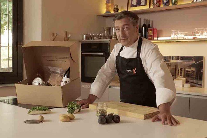 Los hermanos Roca eligen un vino valenciano para el proyecto 'Gastronomía Sostenible'