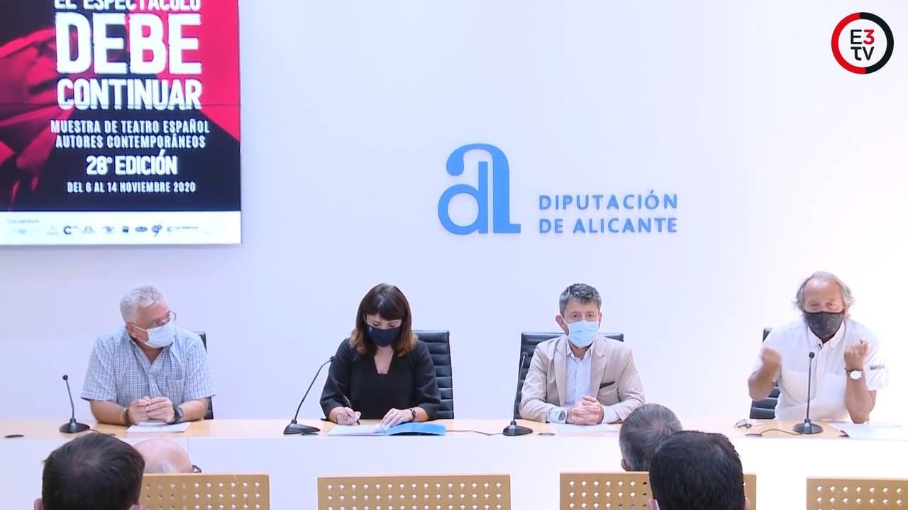 La Muestra de Teatro de Alicante levanta el telón