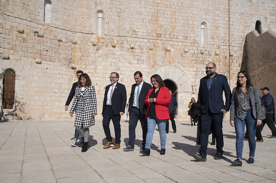 Imagen destacada El castillo de Peñíscola recibe un millón y medio de visitas en cinco años