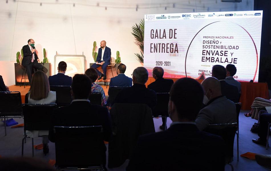 La sostenibilidad copa los premios a los retos de Apisol, Natra, Alegre, Logifruit y Eurobox