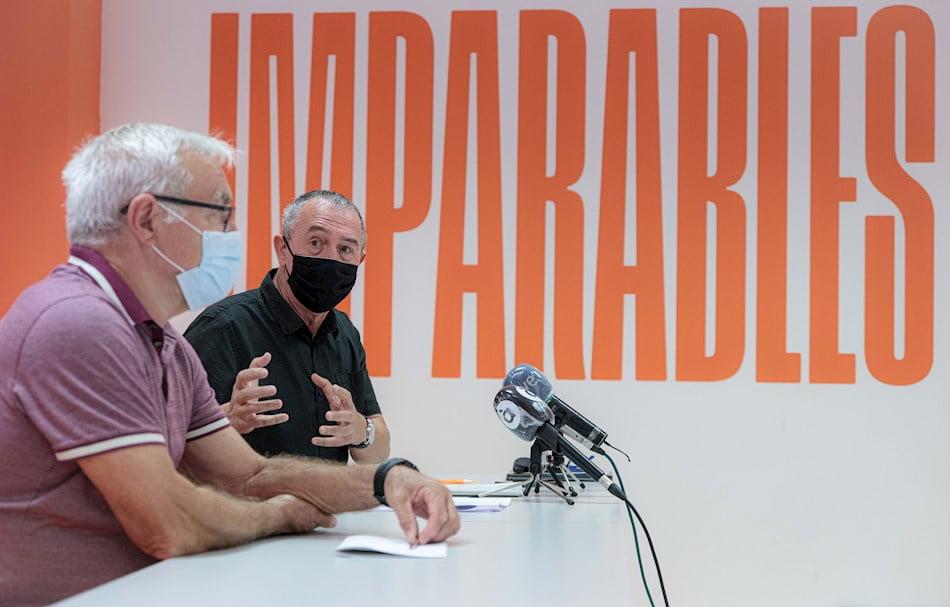 Baldoví y Ribó (Compromís) piden a Sánchez volver a negociar los remanentes