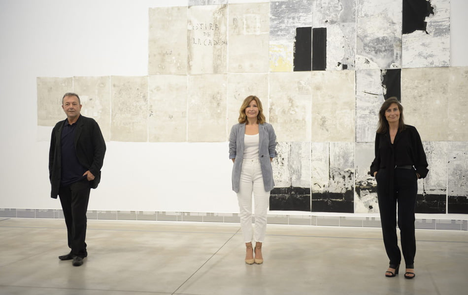 Imagen destacada Sandra Guimarães, nueva directora artística de Bombas Gens Centre d'Art