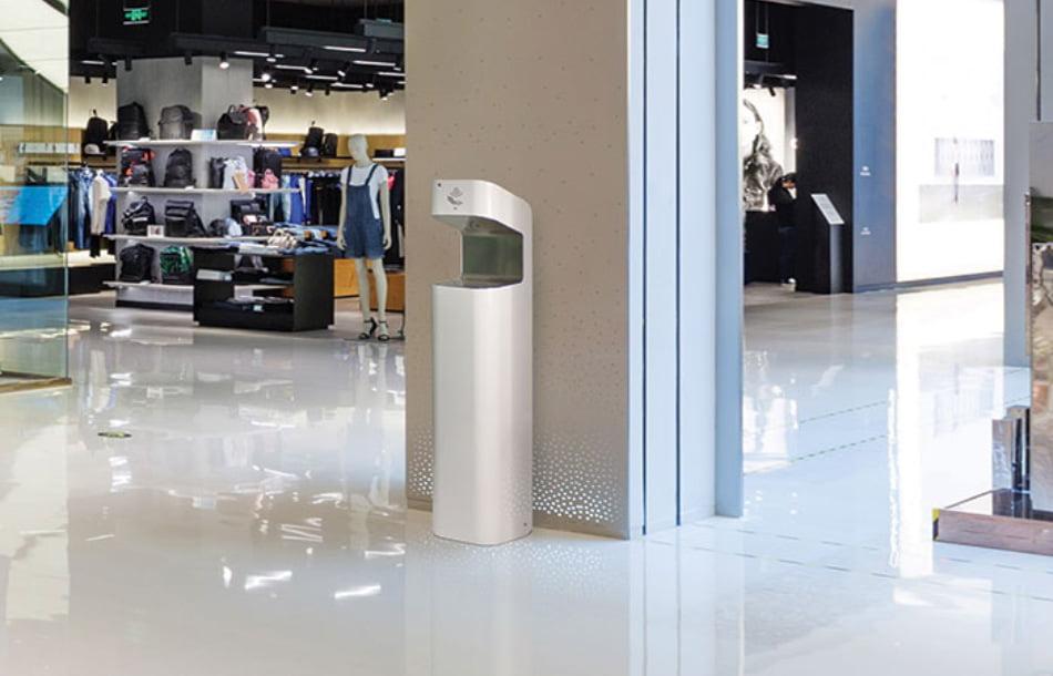 Cervic patenta un dispensador de hidrogel automático por sensor con 100.000 dosis