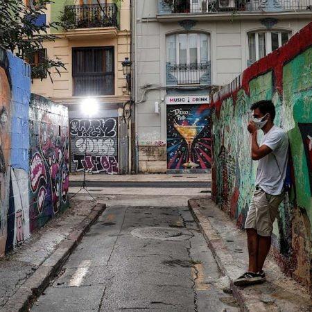 covid-grafitti