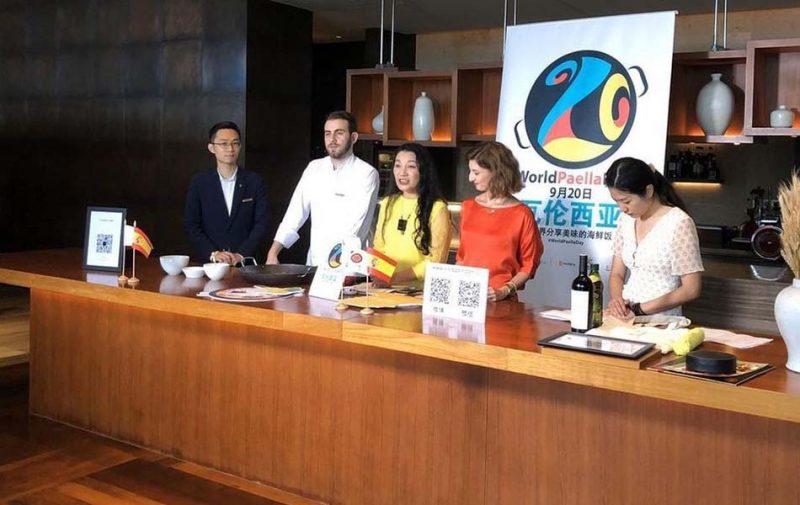 La chef española Chabe Soler gana el primer Mundial de elaboración de paellas