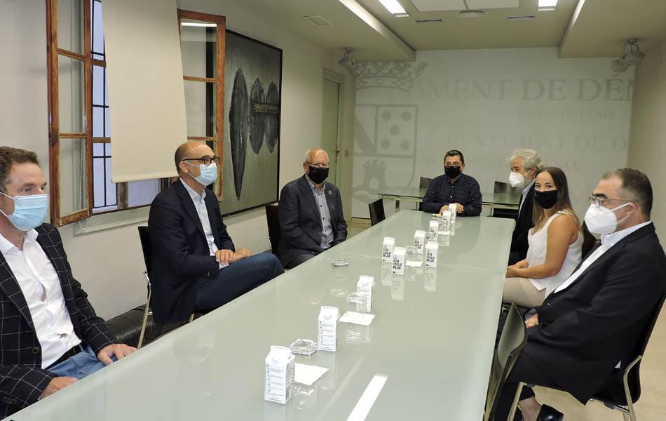 Imagen destacada La UA y Dénia renuevan el convenio del Centro de Gastronomía del Mediterráneo
