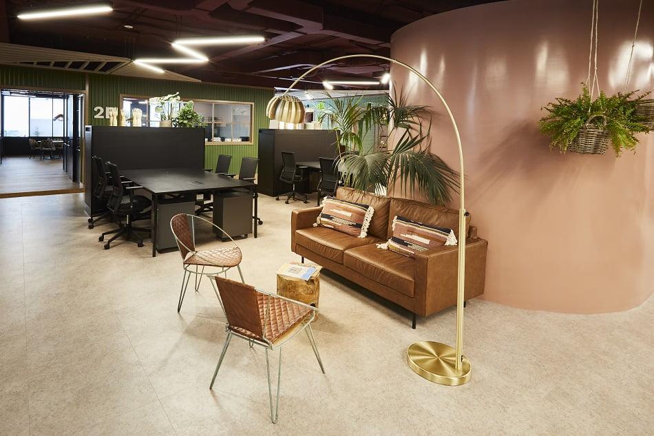 Imagen destacada El coworking resurge como alternativa a la oficina y el home office