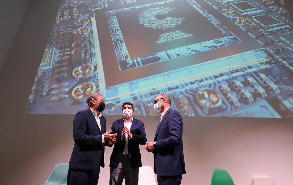 Alicante, la primera provincia de España con más kilómetros digitalizados