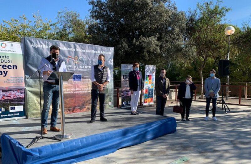 Alicante ha celebrado el Edusi Green Day