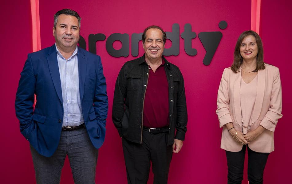 Brandty 'ficha' a Juan Carlos Cubeiro como director de proyectos estratégicos