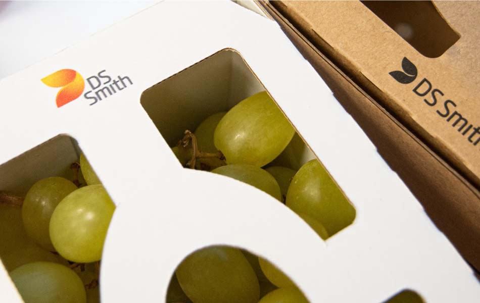 Imagen destacada DS Smith presenta una solución sostenible en el primer Fruit Attraction online