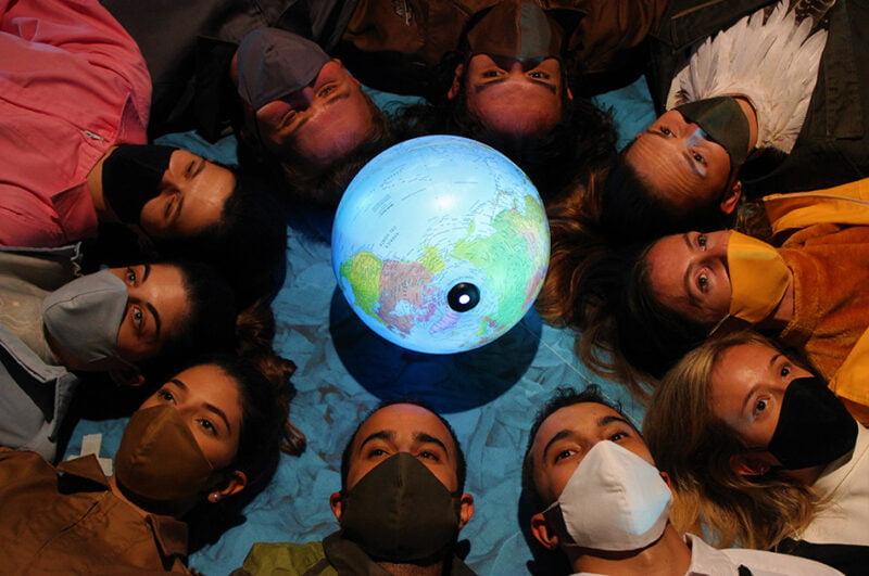 El Ivaj lleva de gira 'El show del nou món' a Alcoy, Bocairent, Vilafranca y La Mata