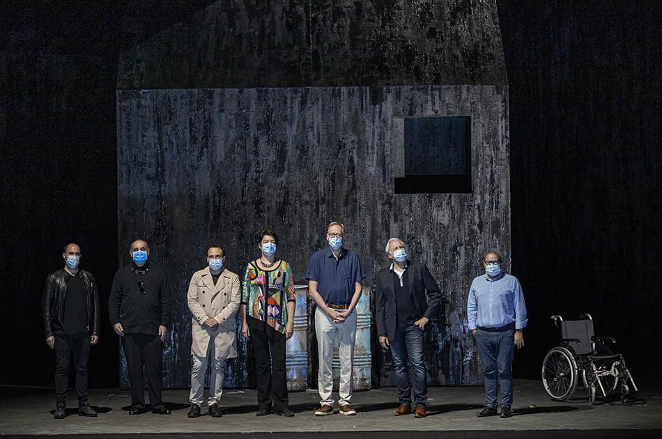 Imagen destacada 'Fin de partie', de Kurtág, una reflexión sobre la resiliencia humana