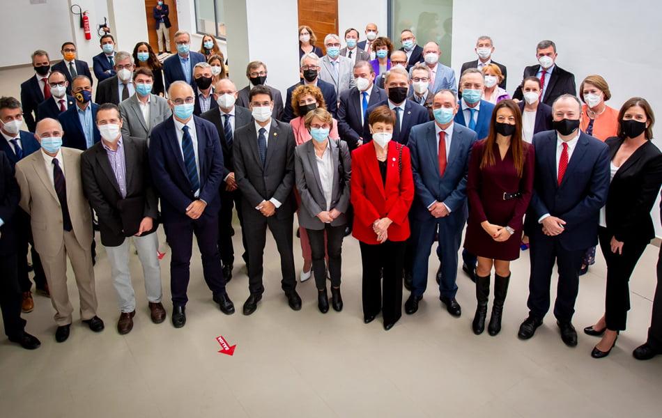 Primera asamblea de Inndromeda, asociación que impulsará el desarrollo de tecnologías habilitadoras