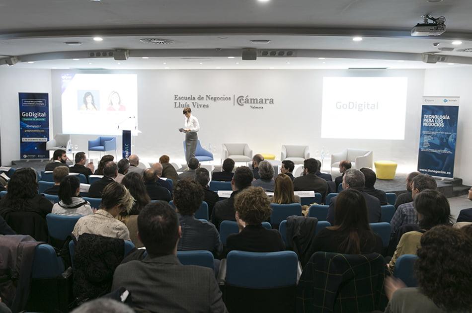 Imagen destacada GoDigital 2020 debatirá sobre estrategias tecnológicas para impulsar a las pymes