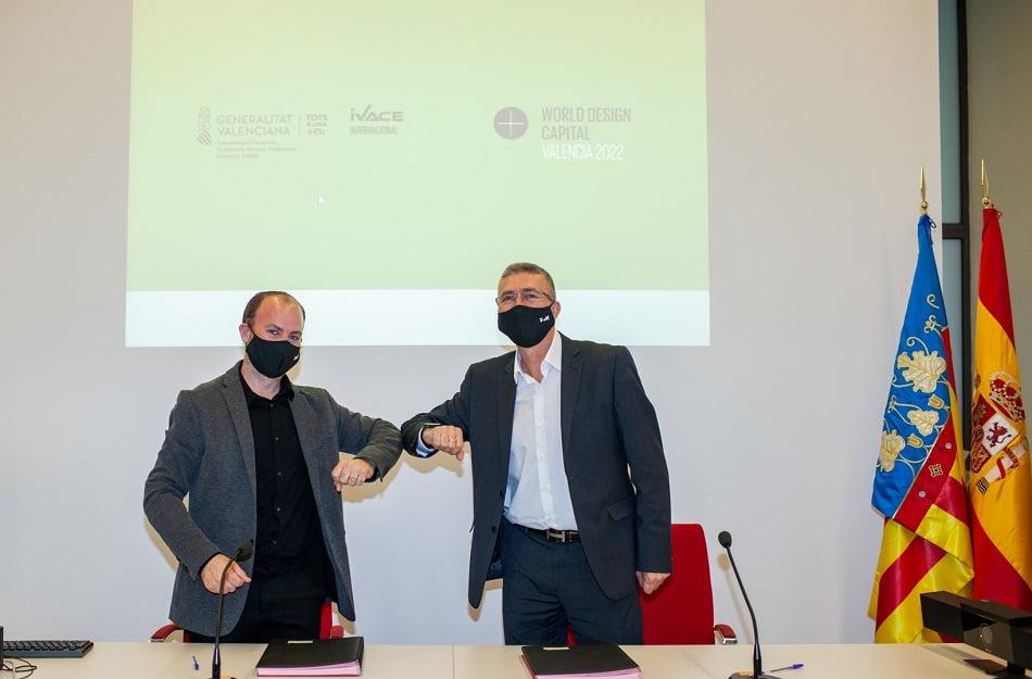 Economía destina 500.000 euros a València Capital Mundial del Diseño 2022