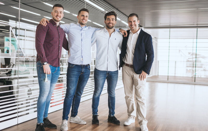 Discocil cierra ronda de inversión de 250.000€ y se refuerza con nuevos socios