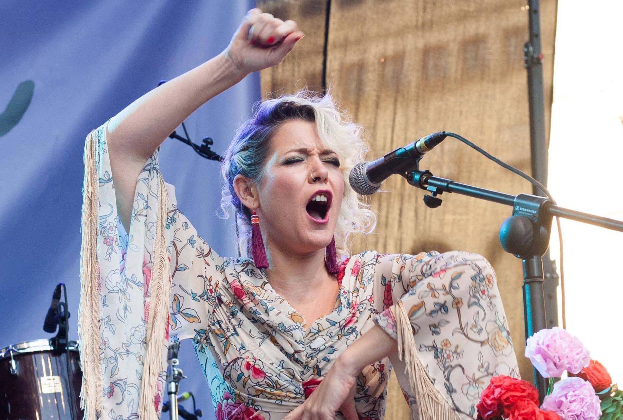 Imagen destacada El grupo valenciano Reina Roja abre los conciertos de Mostra Viva
