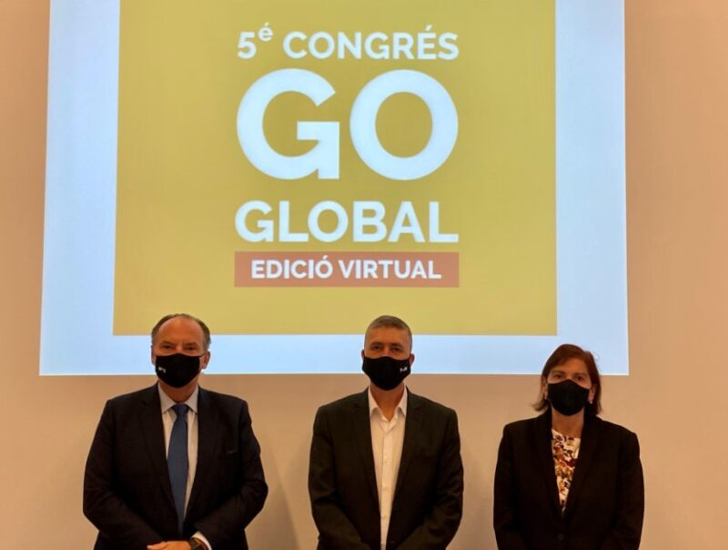 Más de 1.000 pymes valencianas participan en el primer foro del 5º Congreso Go Global