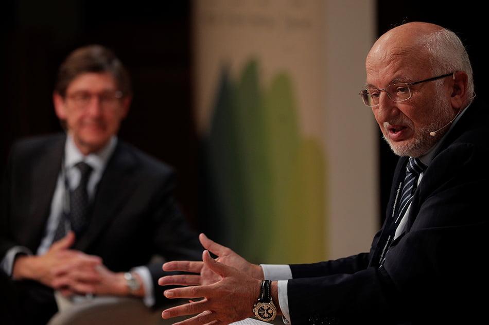 """Goiri y Roig piden seguridad jurídica y fiscal y más """"pico y pala"""" para salir de esta crisis"""