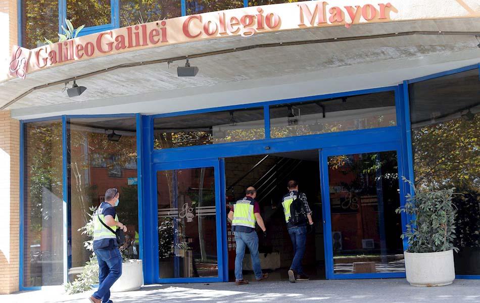 La mayoría de los 168 contagiados en el Galileo Galilei es de fuera de la UPV