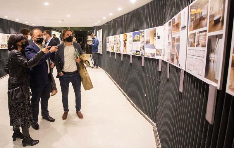 La mejor arquitectura 'marca Valencia' en el Colegio de Arquitectos
