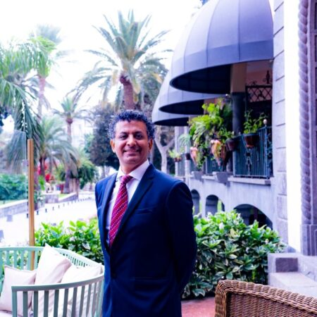 Hermel Balcázar, consejero delegado de Aicad Business School