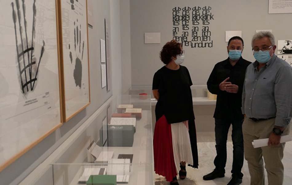 Imagen destacada El libro como objeto artístico en Text [No Text] , la nueva exposición en el Maca