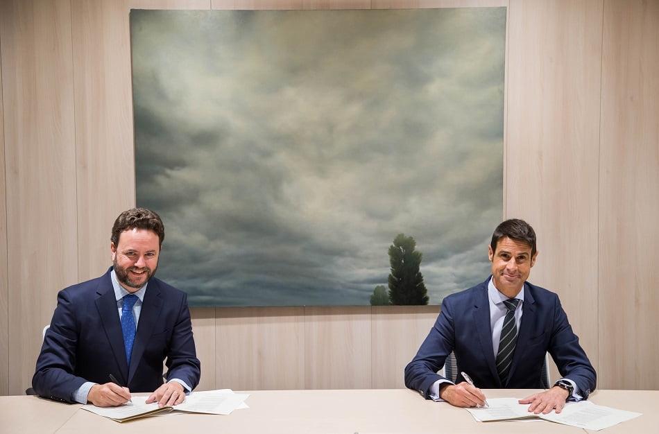 Imagen destacada CaixaBank y Sareb firman un acuerdo para financiar la compra de inmuebles