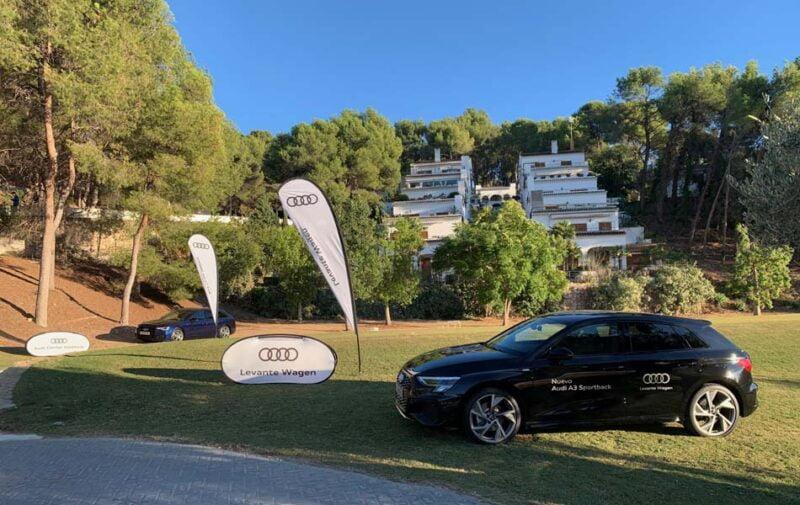 Audi Center València y Audi Levante Wagen vuelven a apostar por el golf amateur