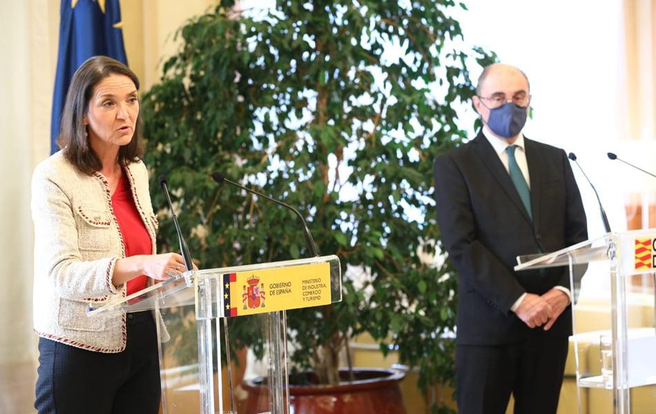 El Gobierno movilizará 10.000 millones de fondos europeos para reactivar automoción