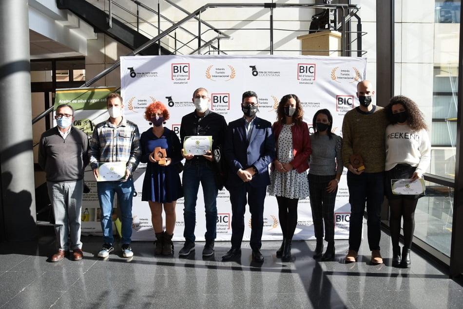 Un aceite de Balones gana el Aove Fórum Internacional Fira de Cocentaina