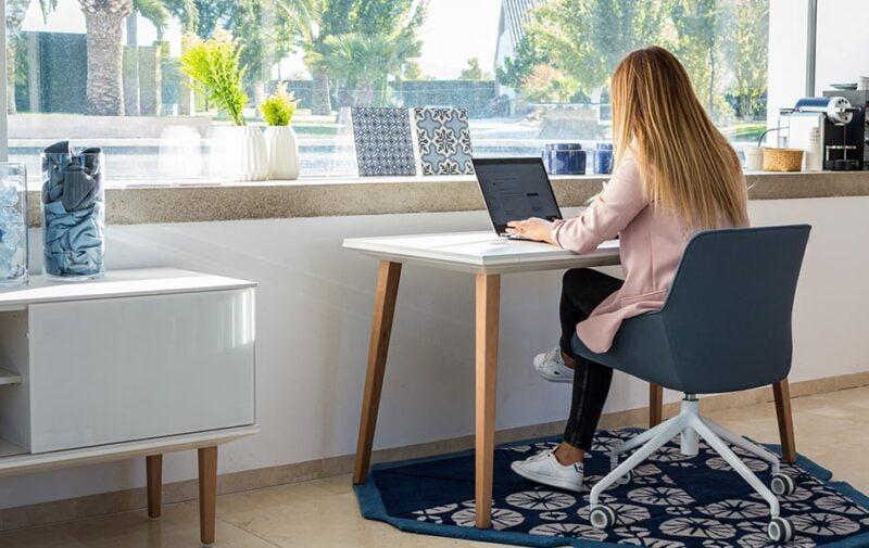 Actiu lanza una división online para llevar los espacios de trabajo profesionales al hogar