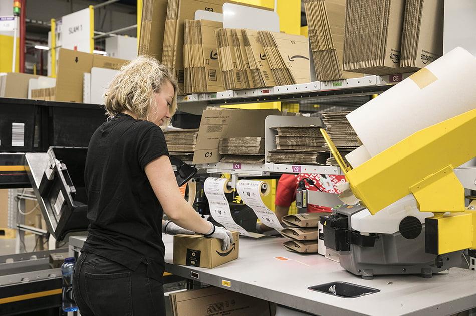 Amazon elige Onda para levantar una nueva base logística de distribución