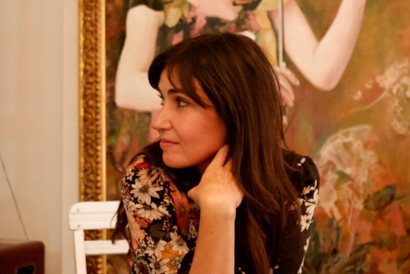 Bárbara Blasco: Incomodar al lector es uno de los objetivos de la literatura